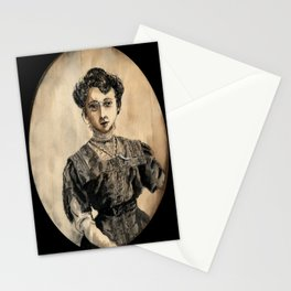 LM Montgumery Stationery Cards