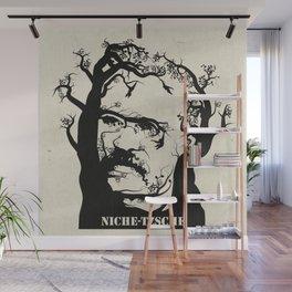 NICHE-TZSCHE Wall Mural