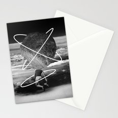 rock head Stationery Cards