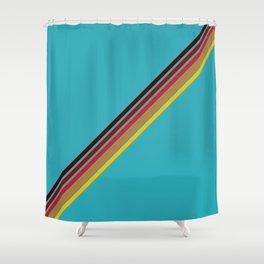 Agogwe Shower Curtain
