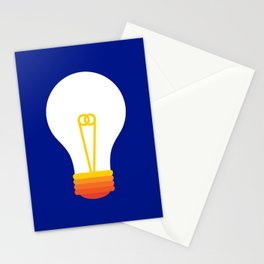 Pop Bulb Stationery Cards