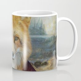 Foxy Mona Coffee Mug