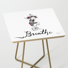 Just Breathe Side Table