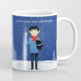 Live Long And Prospurr - Holiday Edition Coffee Mug