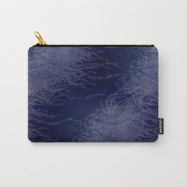 5 Wind-whipped Vines (blue II) Carry-All Pouch