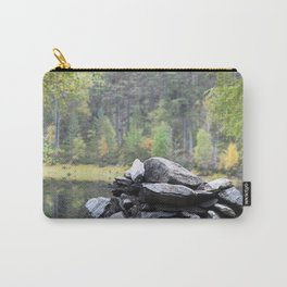 Find your quiet places Carry-All Pouch