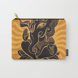 Hindu God Ganesha Carry-All Pouch