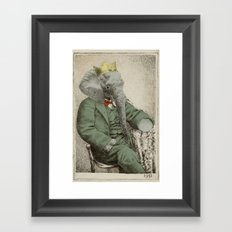 Royal Portrait, 1931 Framed Art Print
