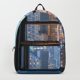 New York City View 3 Backpack