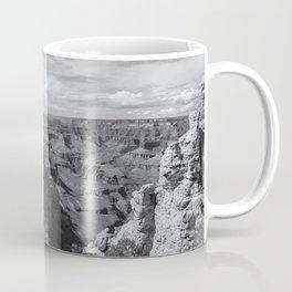 Grand Canyon No. 7 bw Coffee Mug