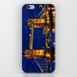 Tower Bridge , London, England, UK iPhone Skin