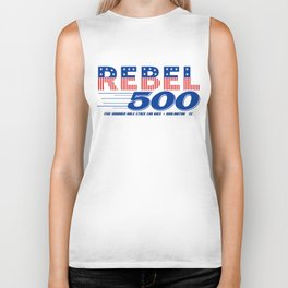 Rebel 500 NASCAR Biker Tank