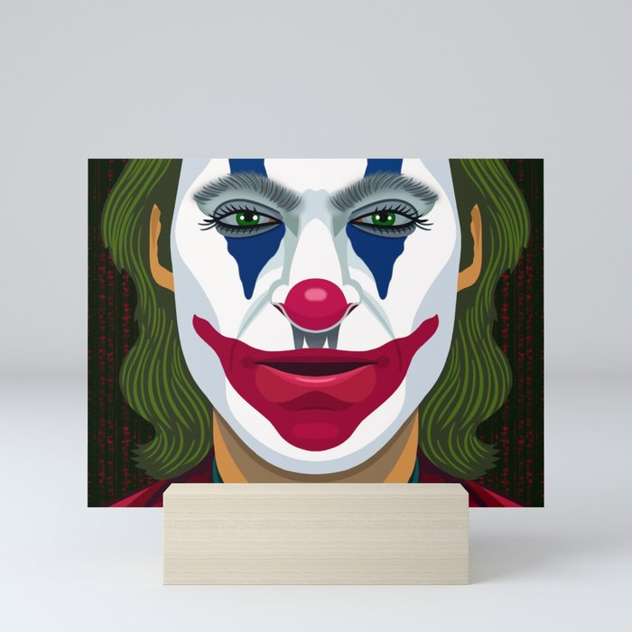 The Joker Mini Art Print