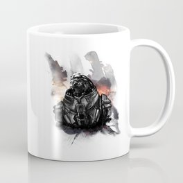 Forgive the insubordination - Galaxy Coffee Mug
