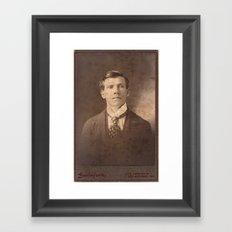 Malcolm Framed Art Print