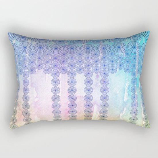 Ring Falls Rectangular Pillow