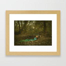 Sirena Varada Framed Art Print