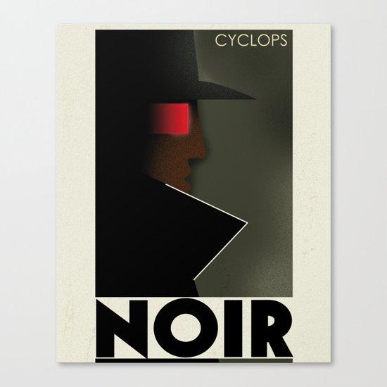 CASSANDRE SPIRIT - Cyclops Noir Canvas Print