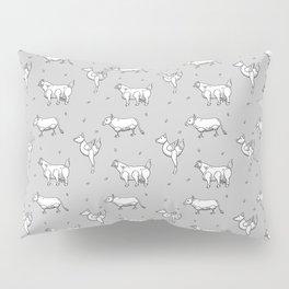 Mutants animals pattern Pillow Sham