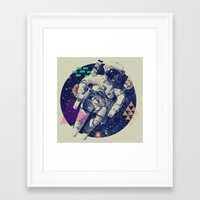infinity Framed Art Prints featuring INFINITY by Steven Kline