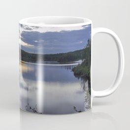 Juno Lake Reflections, BWCA Coffee Mug