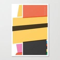 SECRET CYCLING FLAG - MERCKX Canvas Print