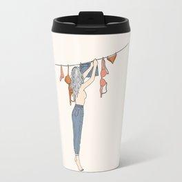 Girl Next Door Travel Mug