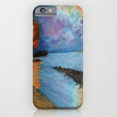 Tropical Sunset iPhone 6s Slim Case