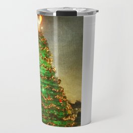 Rockland Lobster Trap Christmas Tree Travel Mug
