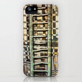 Atlante 13-06-16 / STAIRS iPhone Case