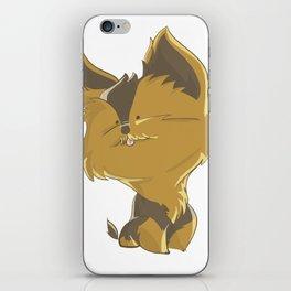 Terrier iPhone Skin