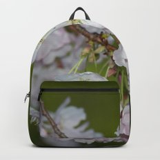 Saratoga Cherry Blossoms Backpack