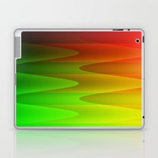Colorful Waves Laptop & iPad Skin
