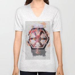 "Darth Maul ""A Sith To Be Remembered"" Unisex V-Neck"