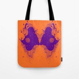 Universe eyes Tote Bag