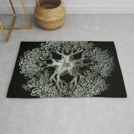 Brittle Star by Ernst Haeckel Rug