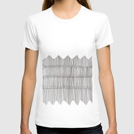3D Fence T-shirt