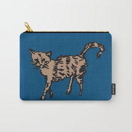 Animal Series - Scrappy Cat Carry-All Pouch