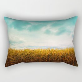 Fields Rectangular Pillow