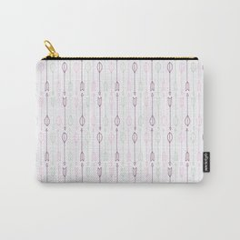 Arrow Pattern #pattern #art #society6 Carry-All Pouch