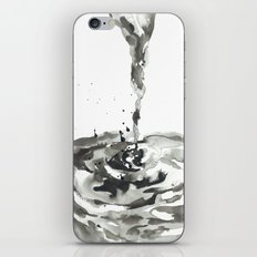 Waterspout and Whirlpool iPhone & iPod Skin
