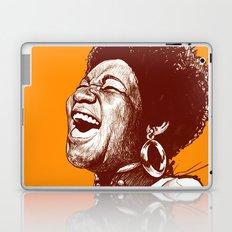 Aretha Franklin Laptop & iPad Skin