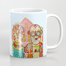 The American Gothic Mug