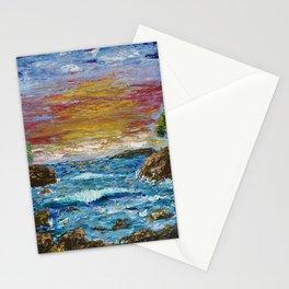 """Somewhere Sunset"" Stationery Cards"