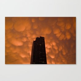 MammaCloud Canvas Print