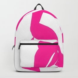 Henri Matisse, Rose Freedom, Nude (Pink Freedom, Nude) lithograph modernism portrait painting Backpack