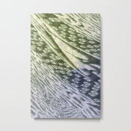 Animal Climb Metal Print