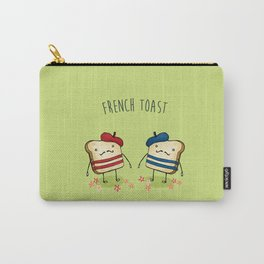French Toast Carry-All Pouch