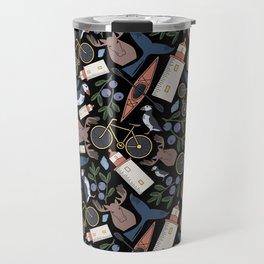 Acadia Pattern 2 Travel Mug