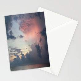 The sea collection Stationery Cards